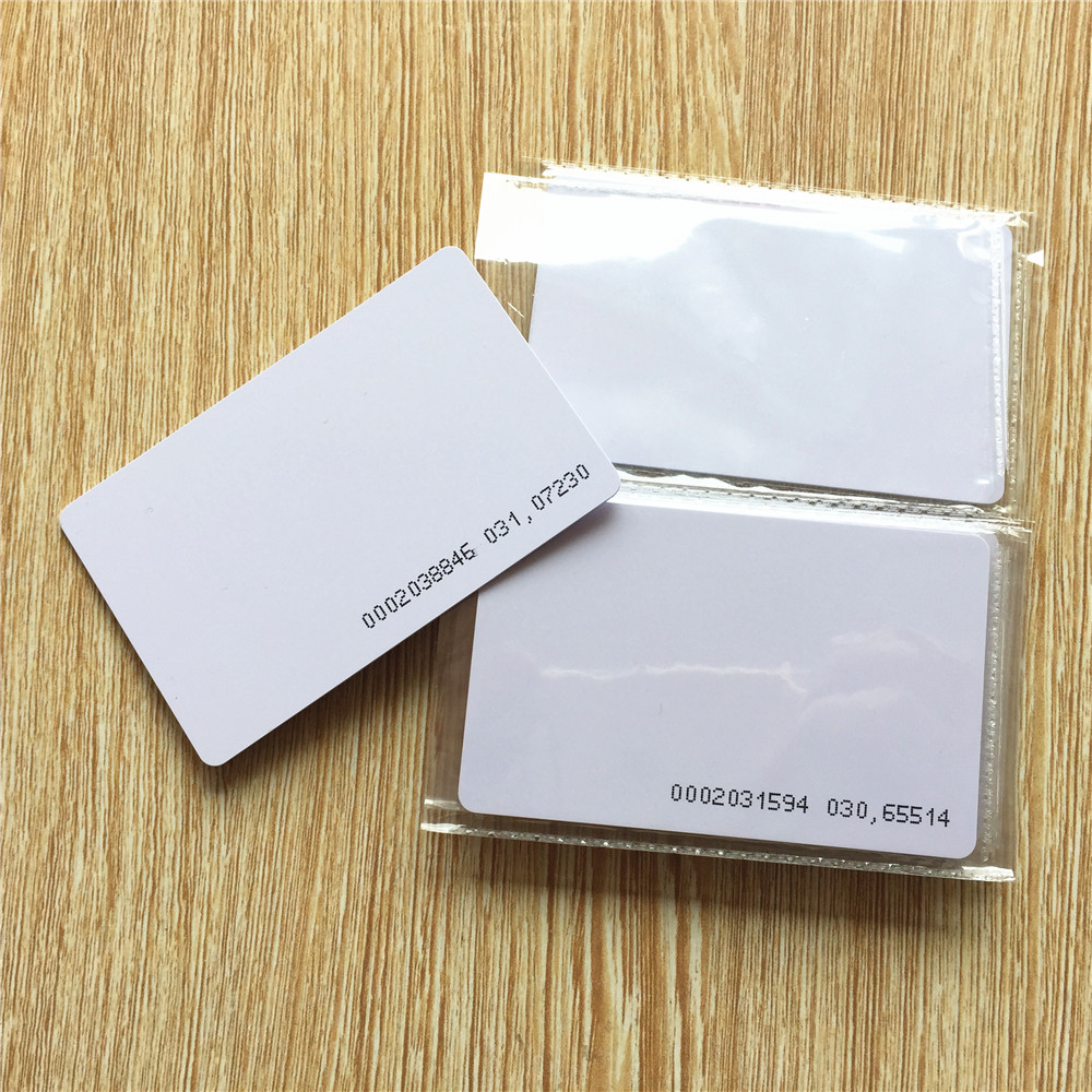 Cheap China blank pvc 125khz em4100 rfid card for door entry control -100pcs/lot cheap 0 9mm pvc kayak wholesale in china