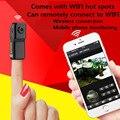 Red inalámbrica WiFi Inalámbrica cámara de vídeo Mini DV cámara de vídeo grabado de forma remota a través del teléfono móvil mini cámara inalámbrica