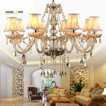 Contemporary lighting chandeliers for dining room Kitchen Bedroom lights lampara chandelier de cristal modern chandeliers china