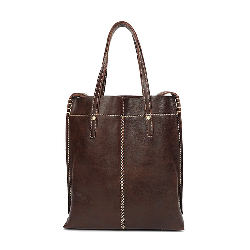 Genuine Cowhide Leather Women's Fashion Handbag Casual Tote Office Business Messenger Sling Bag For Girl Lady YD8070 casual canvas satchel men sling bag