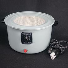 열 조절기가있는 2000ml 500W 실험실 전기 난방 맨틀 조정 가능한 장비