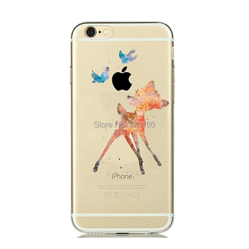 Amazing-Beautiful-Watercolor-Art-Designs-Transparent-Soft-TPU-Case-For-iPhone-6s-6-5S-5-Cinderella (2).jpg