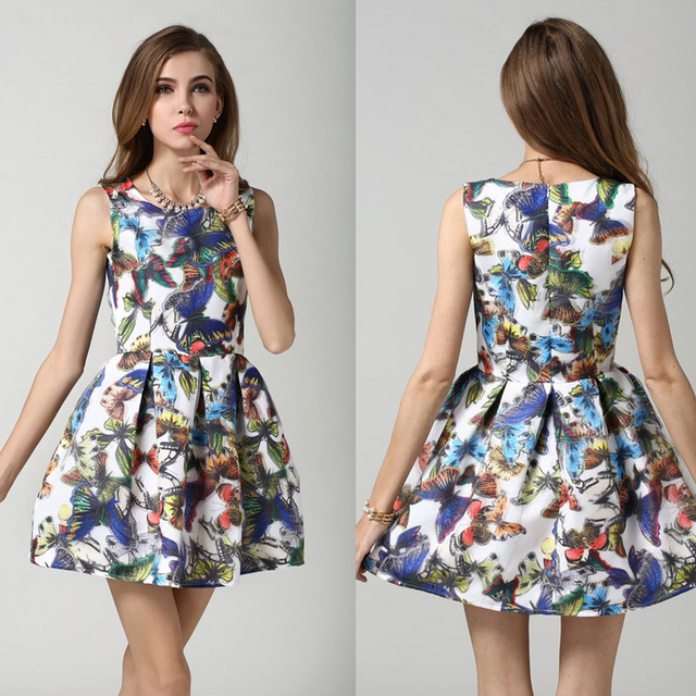 Collection Summer Dresses For Young Women Pictures - Reikian
