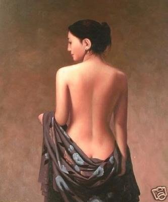 Oriental nudes