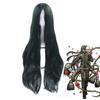 Danganronpa V3: Killing Harmony Korekiyo Shinguji Long Wig Cosplay Costume Dangan Ronpa Heat Resistant Synthetic Hair Party Wigs