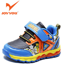 JOYYOU Brand Baby Kids Shoes For Boys Casual Warm Winter Shoes Cartoon Toddler Shoes infant Non-Slip Wear Flats Children Sapatos