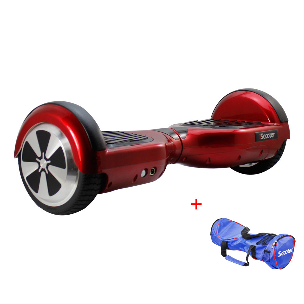 iScooter Self Balancing Hoverboard or two-wheel Skateboard with LED Light 2