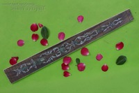 Guitar Accessories 1 pcs x 25.5electric Guitar Fretboard electric guitar ROSE Wood Fretboard Parts 00 025# inlay
