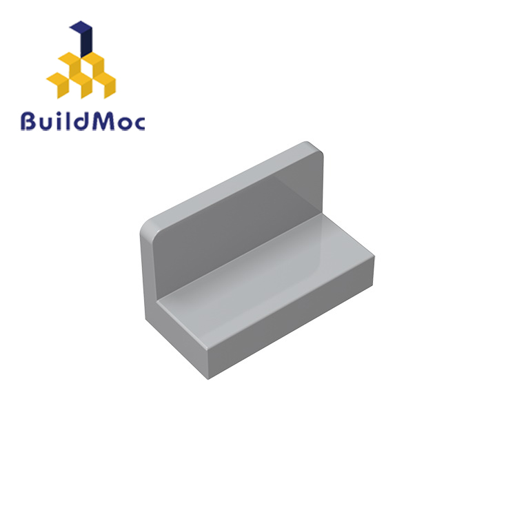 BuildMOC 4865 -30010 Panel 1x2x1 Brick Technic Changeover Catch For Building Blocks Parts DIY Educational Creative Gift Toys