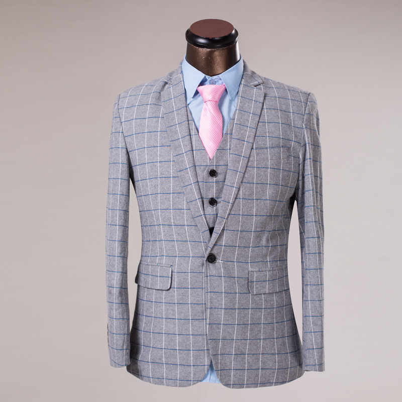 Aliexpress.com : Buy 2015 New Male Married Slim Casual Suit Mens ...