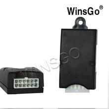 Espejos Laterales del coche Carpeta Plegable Extender Kit Para Infiniti Q50/Q50L Con función de Espejos Plegables Eléctricos