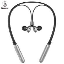 Big discount Baseus E16 Neckband Bluetooth Earphone with Mic V 4.1 Wireless Headphone Sport Running Stereo Auriculares Bluetooth Headset