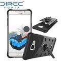 Directopia 2017 dual layer armadura à prova de choque com 360 graus kickstand case capa do telefone para samsung galaxy a5 2016 a510 case