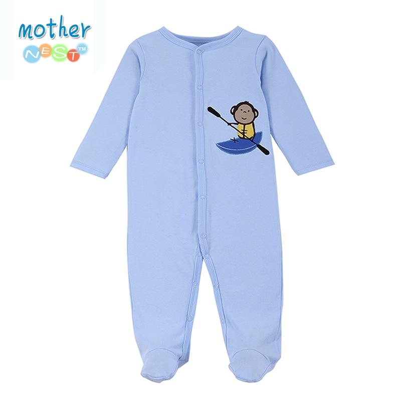 Дитячі комбінезони Синій Симпатичні - Одяг для немовлят