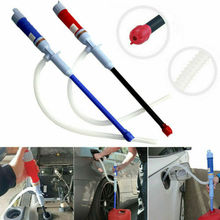 цена на US New Electric Water Pump Liquid Transfer Gas Oil Siphon Battery Operated Pumps