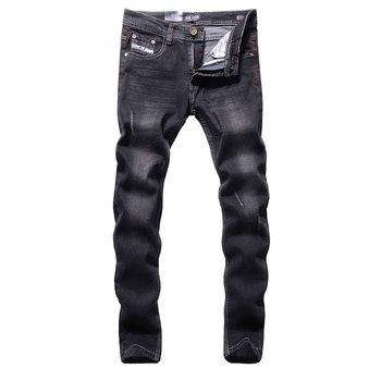 5654b19079 Pantalones vaqueros rasgados de marca Dsel para hombre a la moda novedad  Original vaqueros desgastados de diseñador italiano Homme!