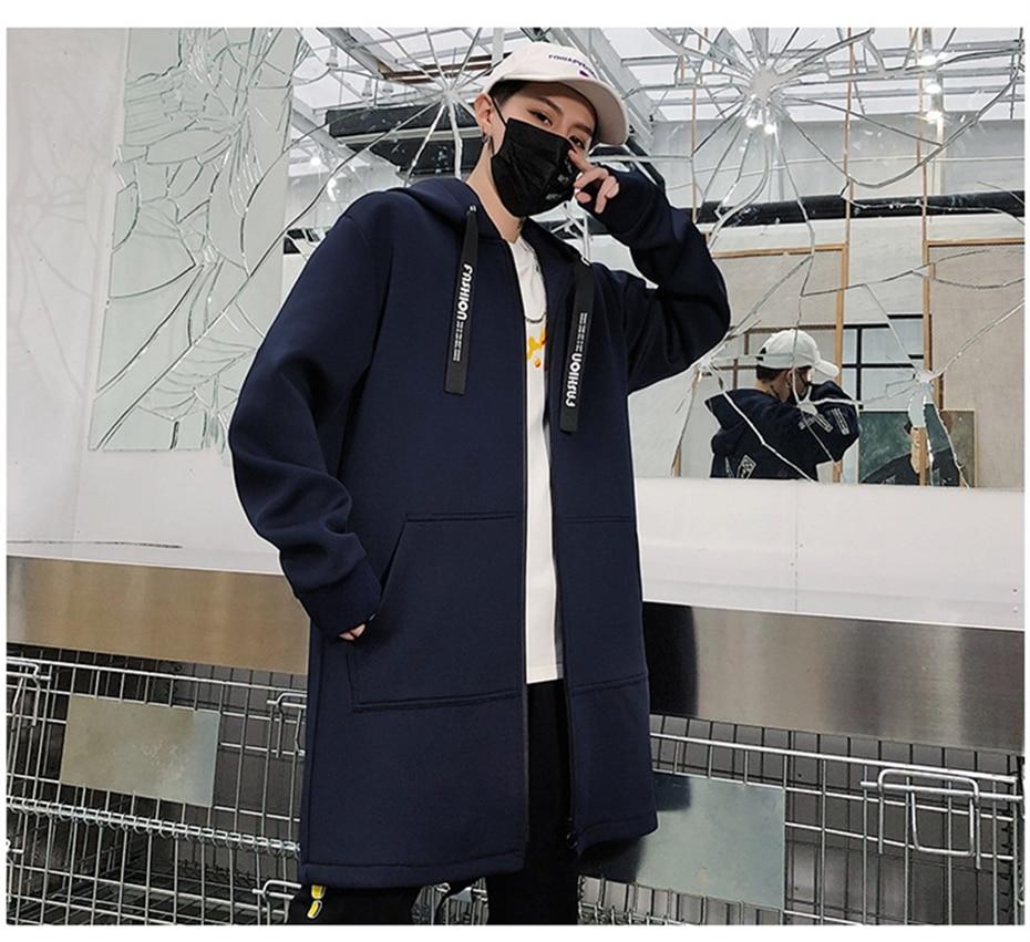 HTB1WQQwK3HqK1RjSZJnq6zNLpXaO Long Jacket Men Print Fashion 2019 Spring Harajuku Windbreaker Overcoat Male Casual Outwear Hip Hop Streetwear Coats WG198