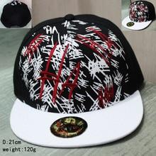 DC Super Hero Suicide Squad Snapback Caps Adult Baseball Cap Cool Boy Hip-hop Hats for Men Women KT2231