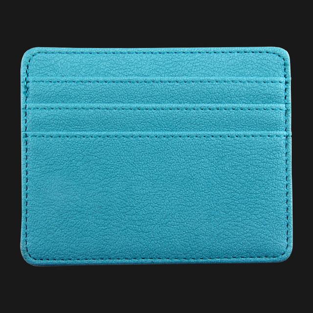 Super Slim Soft Card Wallet