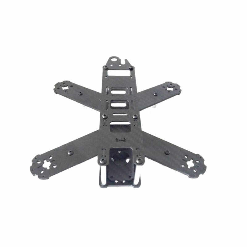 ¡Venta caliente! Lisam LS-210 210mm Kit de marco de fibra de carbono Quadcopter Mini RC DIY FPV Racing Racer aviones no tripulados repuestos accesorios