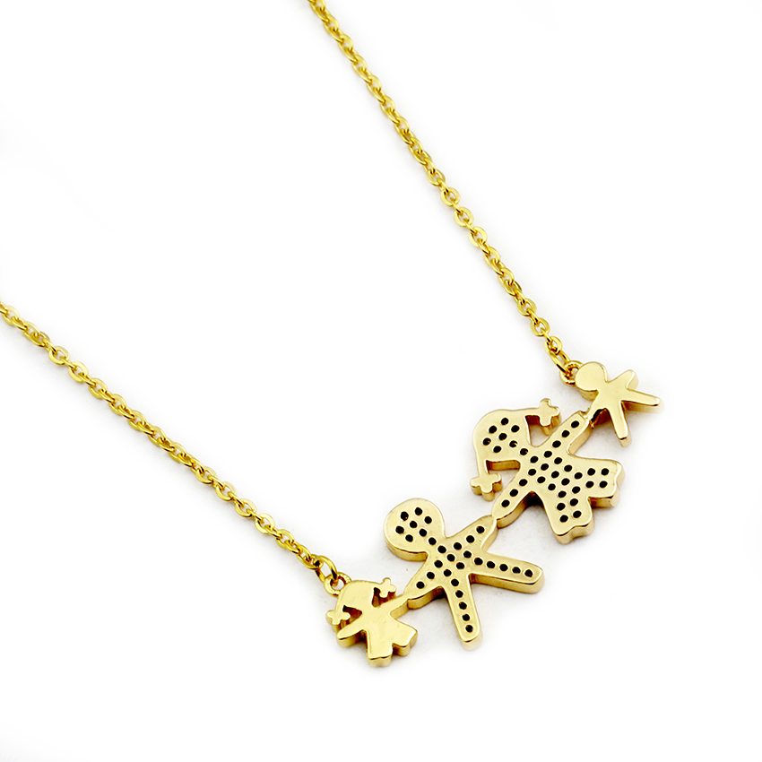 jewelry yellow com charm boy amazon dp gold pendant little
