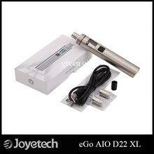 Original Joyetech eGo AIO D22 XL con 3.5 ml Vape Atomizador 2300 mAh Batería kit
