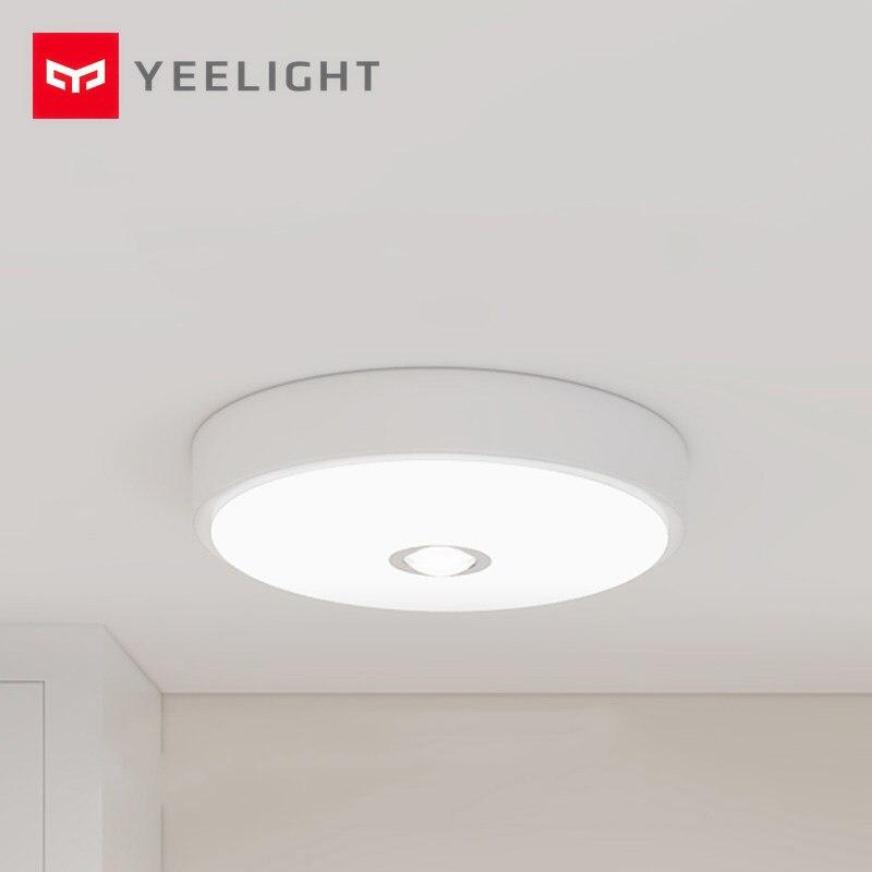 Original Xiaomi Yeelight Mini Ceiling Lamp Mini LED Human Body Motion Light Dual Sensor Night Lights for Corridor Aisle Porch