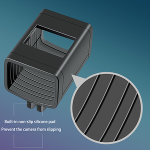 Image 3 - Sırt çantası/Çantası Kelepçe Klip Osmo Cep Gimbal Kamera ile Sabit Adaptör Dağı DJI Osmo Cep Sırt Çantası Tutucu aksesuarları
