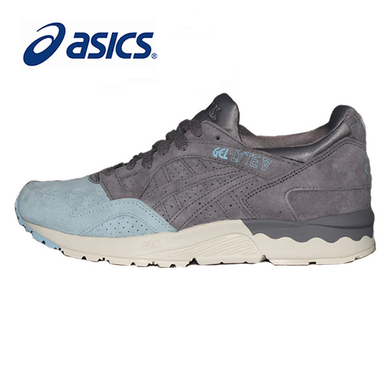 Original ASICS Lifestyle Men Cushioning Retro Running Shoes Sports Outd