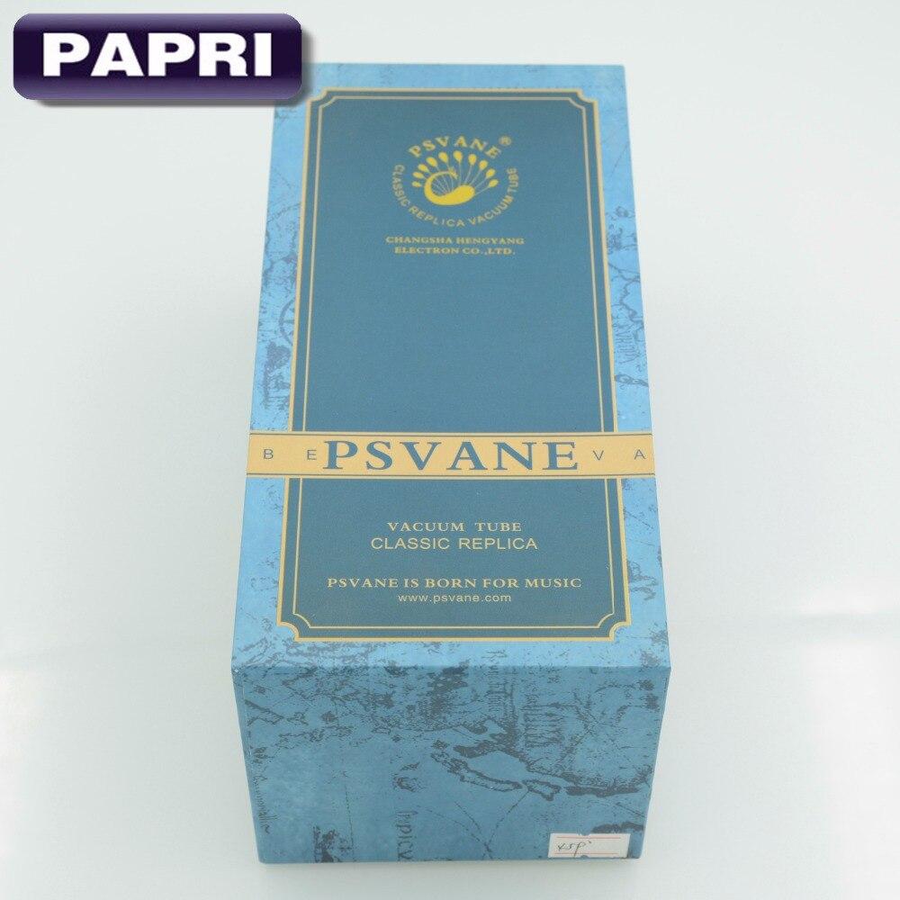 Envío libre 1 piezas PSVANE WE274B 40 año tesoro Tube Matched Pair ...