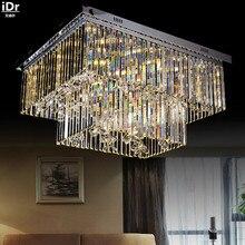 Personalisierte Minimalistischen Modernen Fhrte Kristall Decke Wohnzimmer Lampe Kreative Schlafzimmer Luxus Deckenleuchte