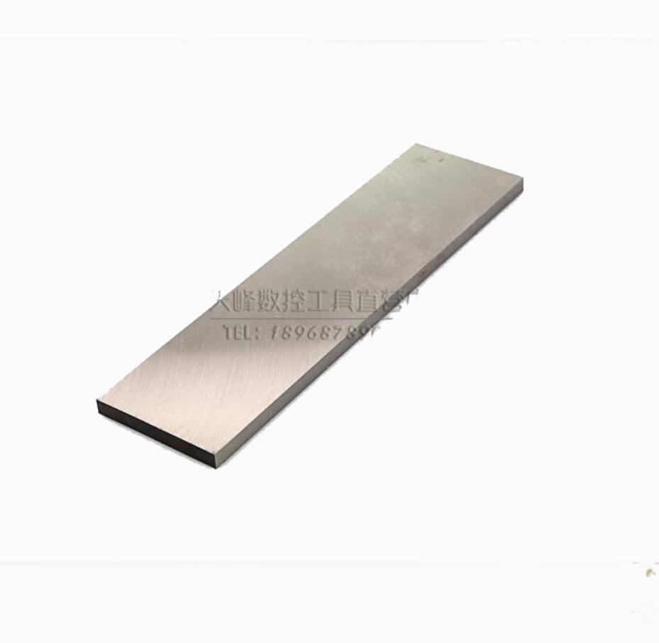 Free shipping 200*30*3mm Knife billet blade bank HRC 60 High-speed steel plate