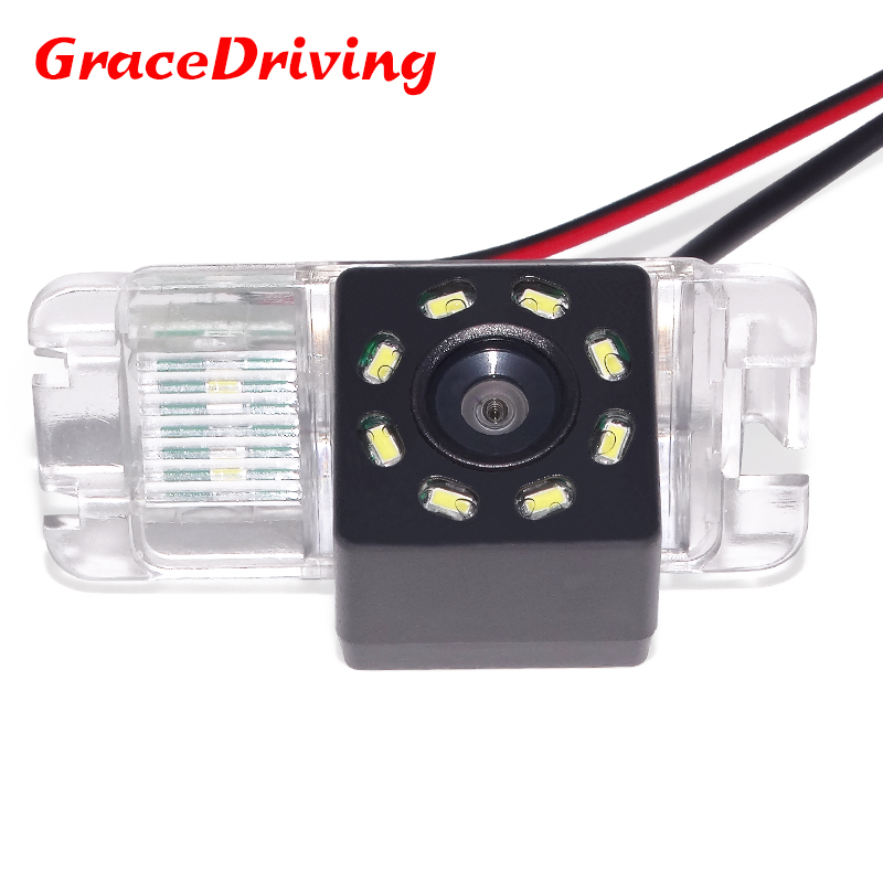 Factory Promotion CCD Car rearview camera for For Ford/Mondeo/Focus/Fiesta/Kuga Rear camera Free Shipping