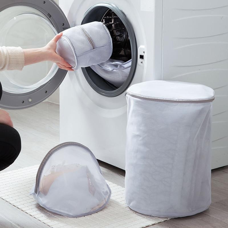 MeyJig 1PC Mesh Laundry Bags Washing Machine Clothes Bra