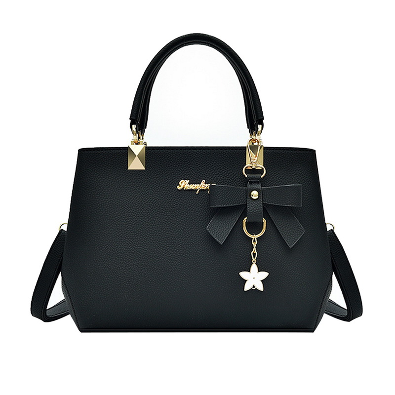 Puimentiua 2019 Elegant Handbags Women Designer Luxury Bags Plum Bow Sweet Sac Femme Crossbody Bag For