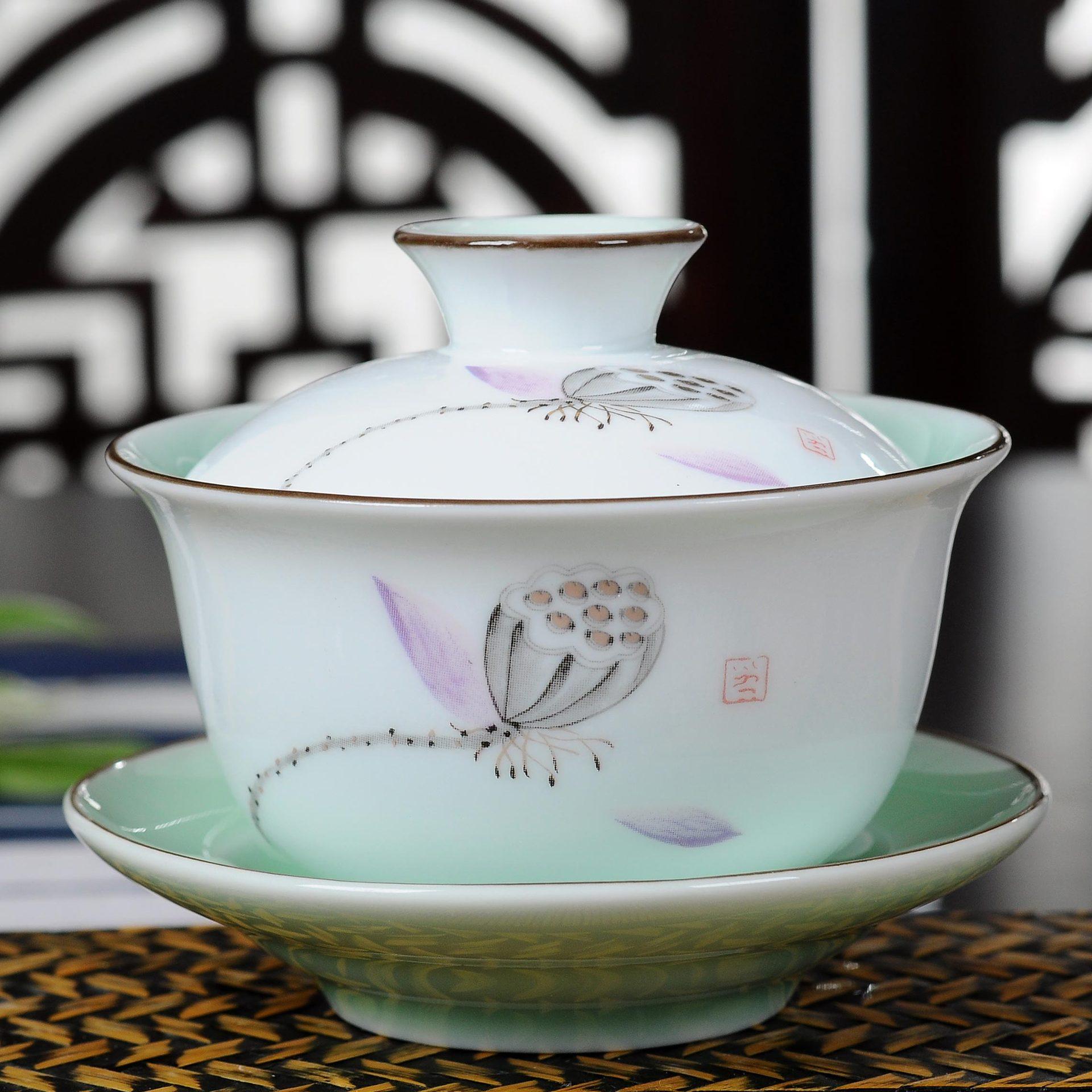 Китайские чайные сервизы Гайваньская - Кухня, столовая и бар - Фотография 2