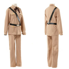 Anime Axis Powers Hetalia Spain Military Uniform Cosplay Costume Customized Size