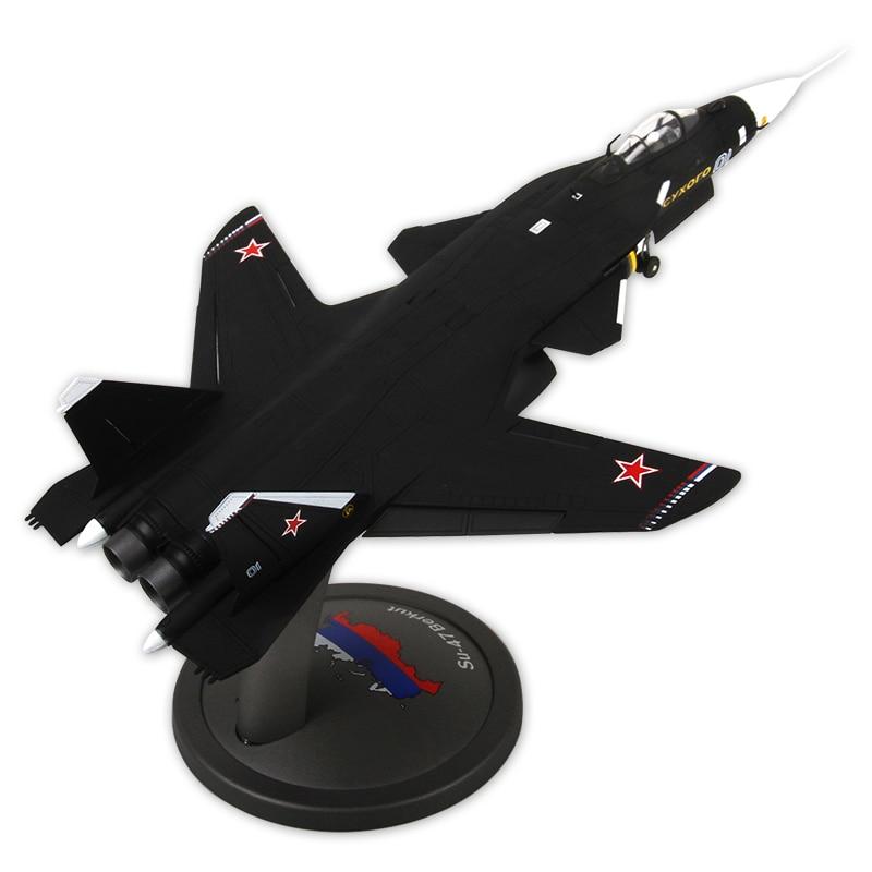 Gloednieuwe 1/72 Gouden Eagle Fighter Model Speelgoed Rusland SU 47 Flanker Combat Vliegtuigen Diecast Metal Plane Model Voor Volwassen Speelgoed Gift-in Diecast & Speelgoed auto´s van Speelgoed & Hobbies op  Groep 1