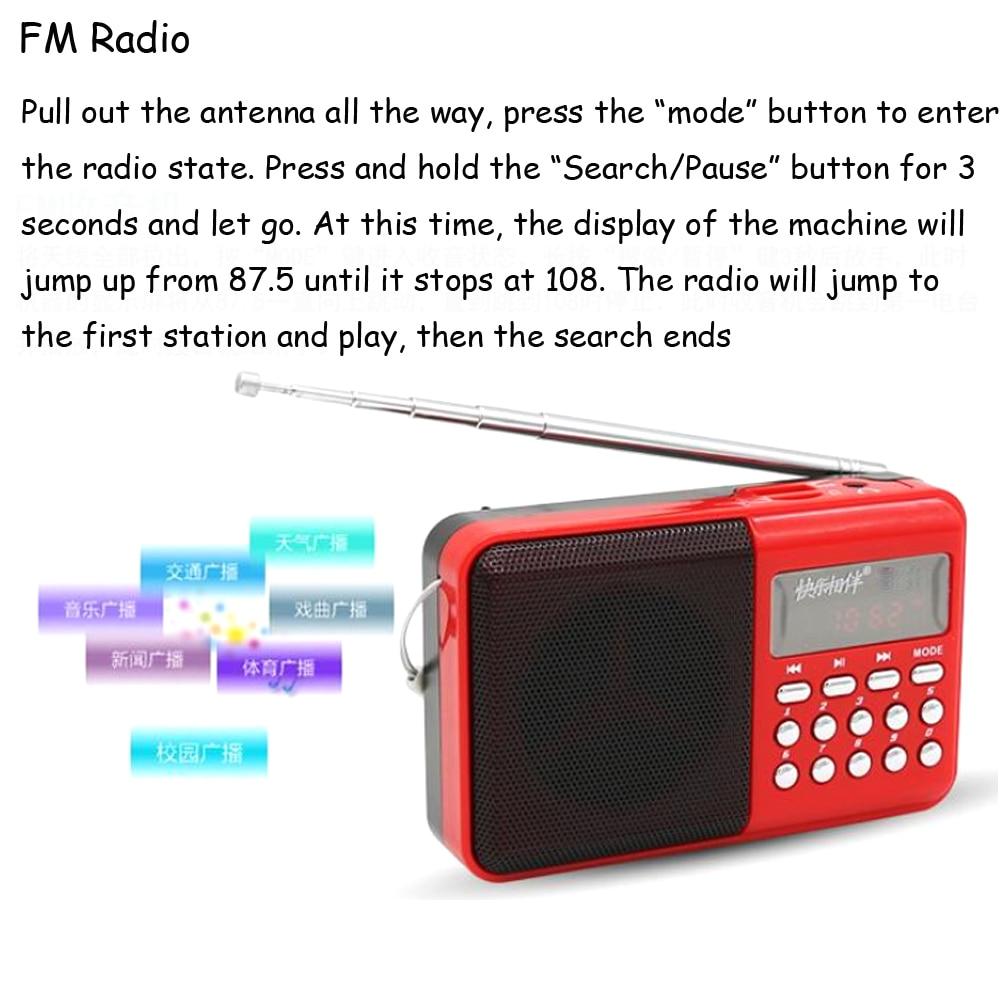 E3301-mini FM radio-6