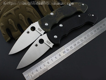 A++High quality C95 58HRC CPM-S30V folding knife outdoor Pocket knife camping survivaltool gift Tactical knives EDC tools