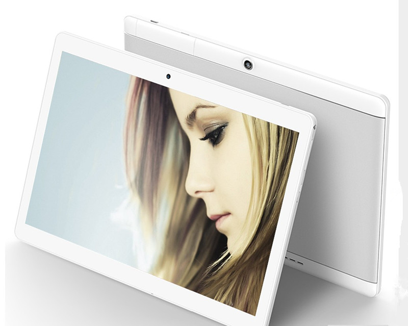 10 1 inch Tablet PC Octa Core 4GB RAM 64GB ROM Dual SIM Cards Android6 0GPS