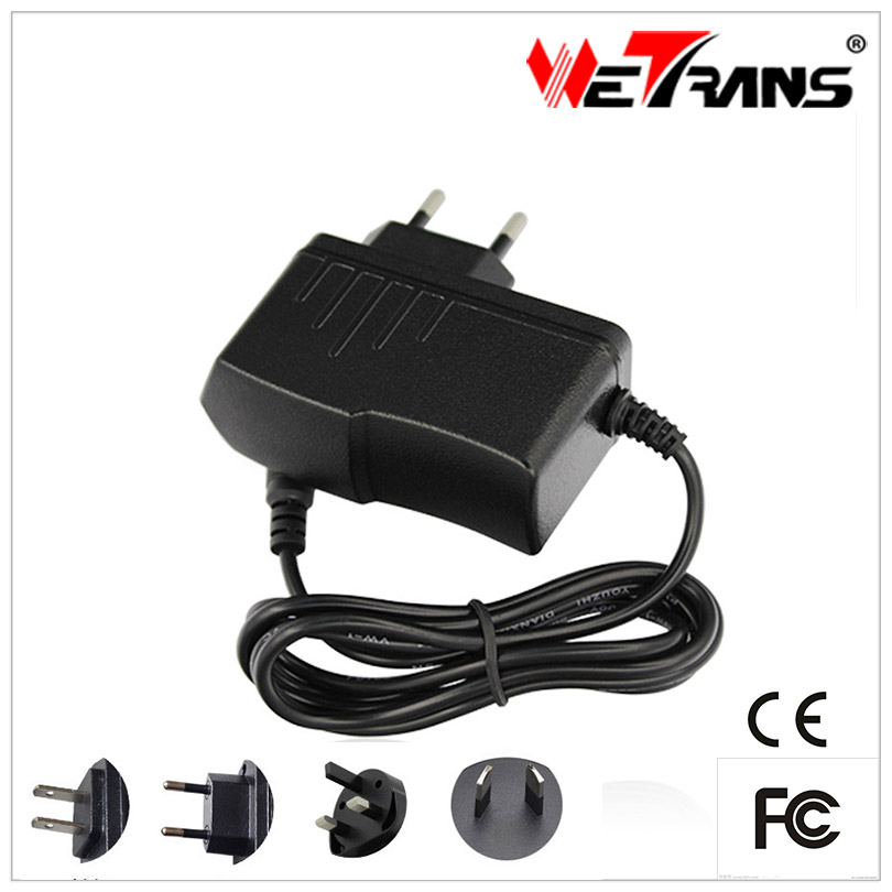 Power Adaptor 12V DC 1A Output EU US UK AU Plug Power Supply hotsale dc 12v 2a power supply adapter for cctv cameras surveillance system eu us uk au plug