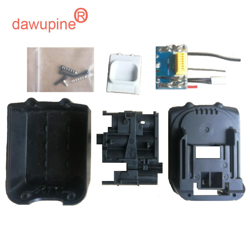 Power Tool Accessories Ingenious Bl1430 Li-ion Battery Box Plastic Case Pcb Board Protection Circuit Board For Makita 14.4v 3000mah 4000mah 5000mah Bl1440 Bl1450 Selected Material