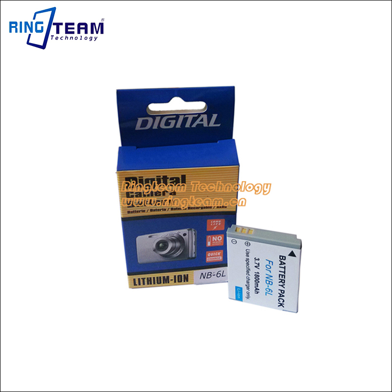 Baterias Digitais nb6l nb-6l nb-6lh bateria digital Marca : Ringteam
