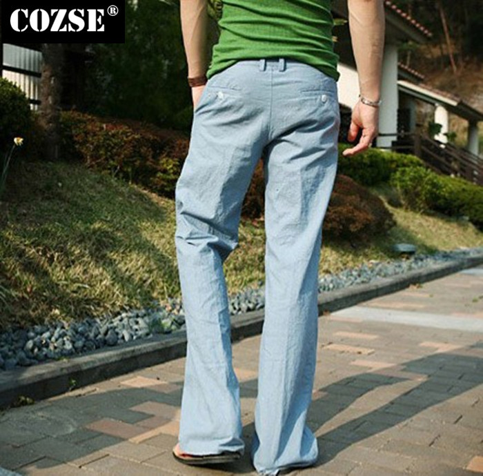 Popular Mens Linen Drawstring Pants Sale-Buy Cheap Mens Linen ...