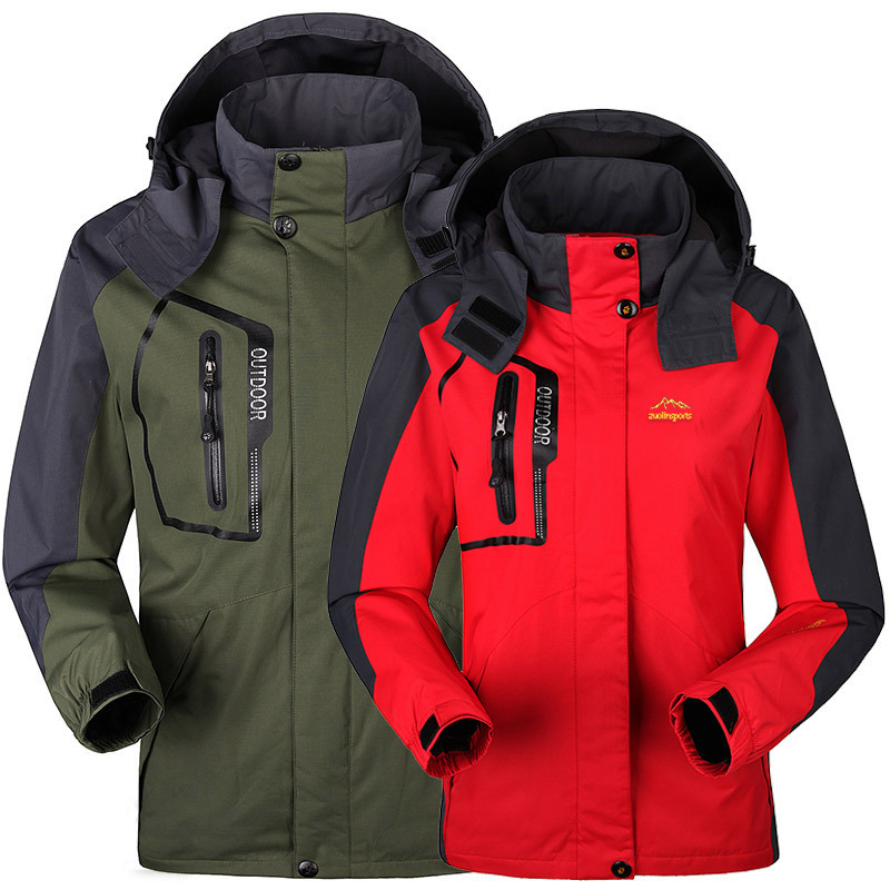 Popular Waterproof Windproof Jacket-Buy Cheap Waterproof Windproof ...