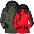 Spring Autumn Men Women Softshell Jacket Windbreaker Sportwear Coat for Men Tourism Mountain Waterproof Windproof Jackets