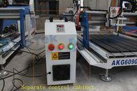רהיטים מכונות חיתוך נתב CNC חריטה גודל קטן 6090, תחריט עץ CNC עבור רהיטים (2)