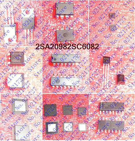 Электронные компоненты и материалы 2SA2098 2SC6082