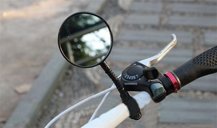Bicycle rearview mirror Quality Bike Handlebar Flexible Rear Back Mirror View Rearview Cycling Mirror Specchietto retrovisore